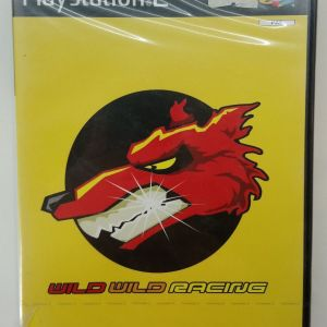 WILD WILD RACING PS2 PLAYSTATION 2 TWO VIDEO GAME EUROPEAN PAL