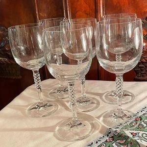 Κρύσταλλα Κρασιού 6άδα Ποτήρια