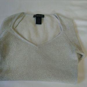 μπλουζάκι bebe size small κοντό 3/4 μανίκι  μεταχειρισμένο