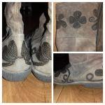 δέρμα/σουέτ παπούτσια γυναικεία 37