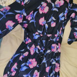 Πανέμορφο φόρεμα Blue Vanilla
