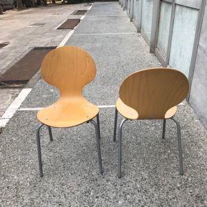 Καρέκλες εσωτερικού χώρου 16 τεμ.
