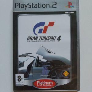 Gran Turismo 4 PS2 Platinum (ΕΞΑΙΡΕΤΙΚΗ ΚΑΤΑΣΤΑΣΗ)