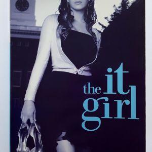 """The it girl"", by Cecily Von Ziegesar, author of Gossip Girl"