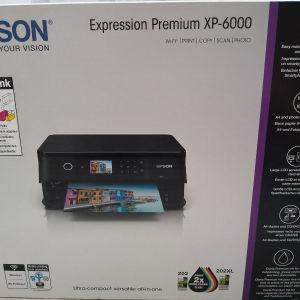 Πολυμηχάνημα Epson Expression Premium XP-6000