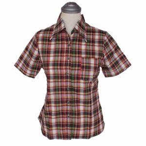 Vintage γυναικείο πουκάμισο 70s