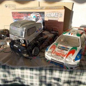 Βενζινοκίνητο τηλεκατευθυνόμενο Mugen Prime 12 Touring