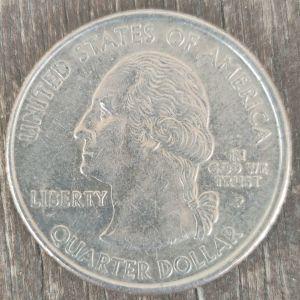 Αμερικάνικο νόμισμα του 2001