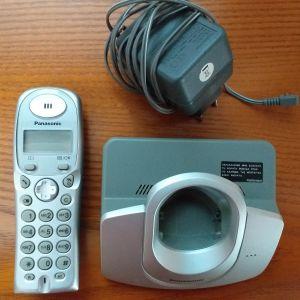 PANASONIC KX-TG1100GR TITANIUM Ασύρματο Τηλέφωνο