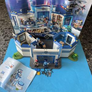 Playmobil αστυνομικό τμήμα!