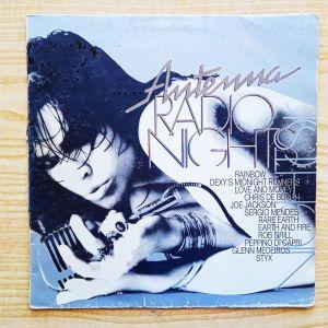 POP - ROCK συλλογή RADIO NIGHTS   Δισκος βινυλιου