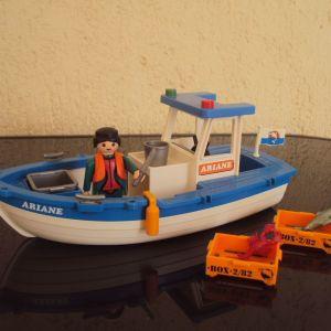 Playmobil Ψαροκάικο.