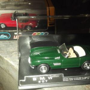 μοντέλο BMW 507 πράσινο 1/43  καινούργιο