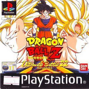 DRAGON BALL Z - PS1