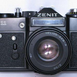 Συλλεκτικές Φωτογραφικές Μηχανές Smena και Zenit
