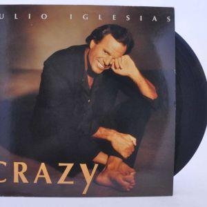 Vinyl LP - Julio Iglesias - Crazy