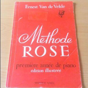 Ernest Van de Velde - Methode ROSE
