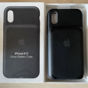 Apple / Smart Battery Case / iPhone X/XS compatible