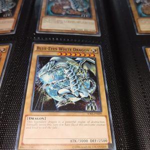 Blue eyes White dragon YuGiOh
