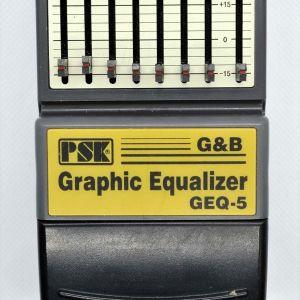 PSK geq-5, Graphic equalizer