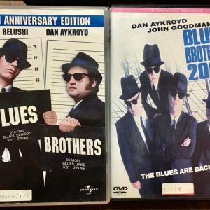 2 Original DvD - Blues Brothers 1+2