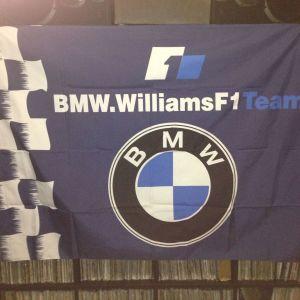 σημαια BMW f1 Williams