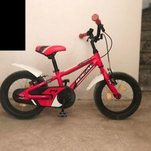 """Παιδικό ποδήλατο αλουμινίου IDEAL V-track 14"""""""