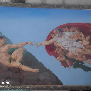 Πίνακας ζωγραφισμένο στο χέρι