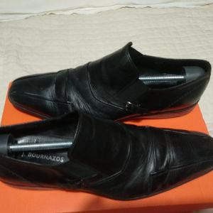 επωνυμα αντρικα δερματινα παπουτσια