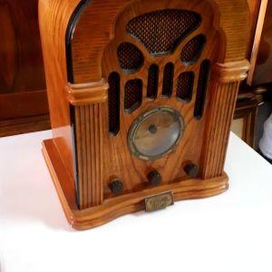 παλιο ραδιοφωνο και κασετα λειτουργικο