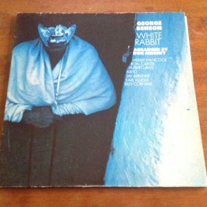 George Benson - White Rabbit. Δίσκος Βινυλίου (Soul-Jazz, Fusion, Latin Jazz)