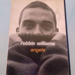 Robbie Williams angels αυθεντικό dvd