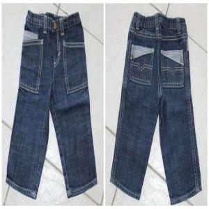 Benetton jeans 6-9 μηνών