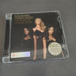 Sugababes - Overload - The Singles Collection [CD Album]