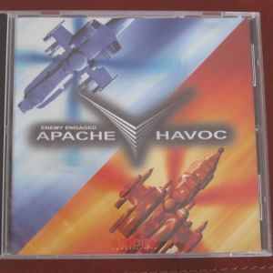 ENEMY ENGAGED APACHE HAVOC EMPIRE CD ROM