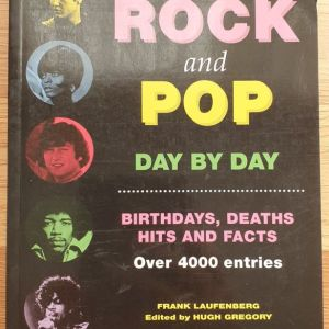 Rock And Pop Day By Day