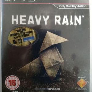 HEAVY RAIN(Playstation 3).
