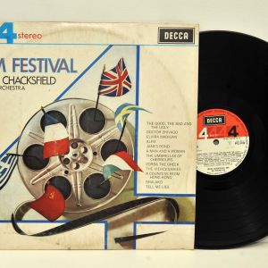FILM FESTIVAL Frank Chacksfileld Vinyl disc Δίσκος Βινύλιο_0181
