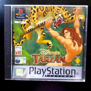 Tarzan platinum ps1