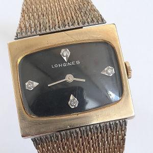 ανδρικό συλλεκτικό κουρδιστό ρολόι Longines Swiss