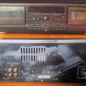 CD Players Recorder & Duble Deck