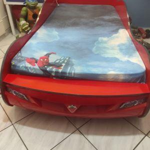 Παιδικό κρεβάτι αυτοκίνητο Young Racer