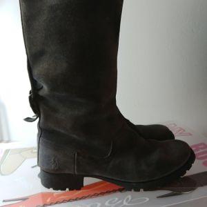 Μπότες δερμάτινες FlyLondon 41-42