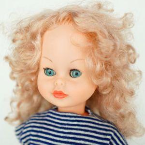 CABAR- ψηλή, ιταλική κούκλα Michela MARTINE (vintage)