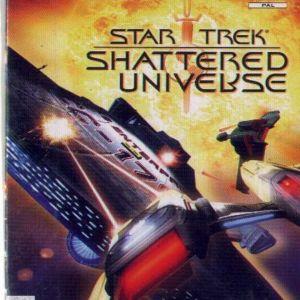 STAR TREK SHATTERED UNIVERSE - PS2