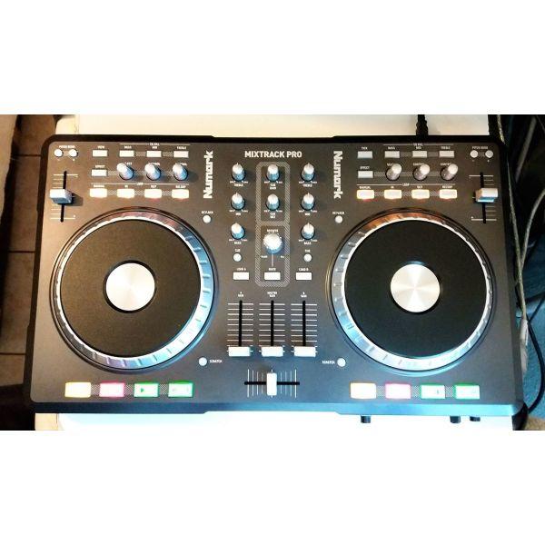Numark Mixtrack Pro DJ Console Controller