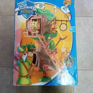 Disney Heroes! Ρομπέν των δασών