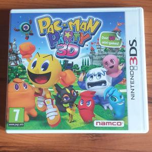 pac man party 3D (Nintendo 3DS)