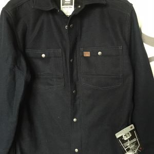 G-Star PM  Zip Shirt Winchester Wool L