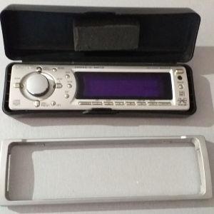 SONY DRIVE-S MP3 CDX-F7500 ΡΑΔΙΟCD ΑΥΤΟΚΙΝΗΤΟΥ
